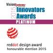 Камера VN-25MX получила сразу две награды: за дизайн и за технологичность